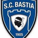 scb 1905 bastia sporting logo